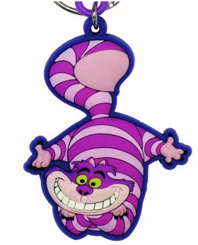 Alice in Wonderland - Cheshire Cat Keychain