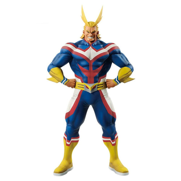 "Banpresto - My Hero Academia Age of Heroes All Might 8"" Collectible PVC Figure - Kryptonite Character Store"
