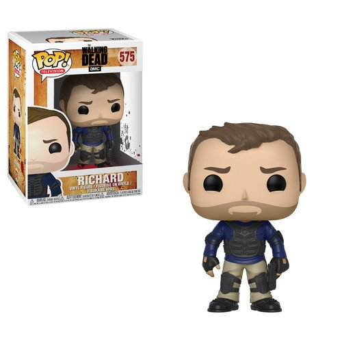 Funko Pop Television: the Walking Dead-Richard Collectible Toy