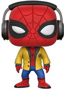Spider-Man: Homecoming - Spider-Man w/Headphones Pop Movies Vinyl Figure