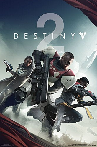 Destiny 2 - Characters Poster - Kryptonite Character Store