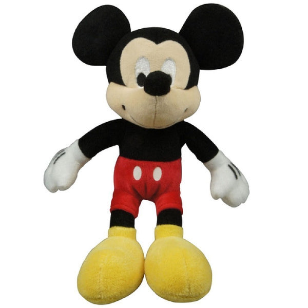 "Disney Mickey Mouse Plush 9"" - Kryptonite Character Store"