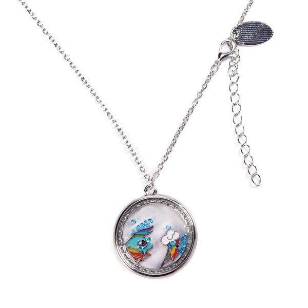 My Little Pony Rainbow Dash - Charm Shaker Necklace - Kryptonite Character Store