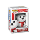 Ad Icons: Coca-Cola Polar Bear POP! Figure - Kryptonite Character Store