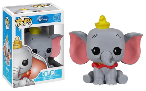 Funko POP Disney Series 5: Dumbo Vinyl Figure - Kryptonite Character Store