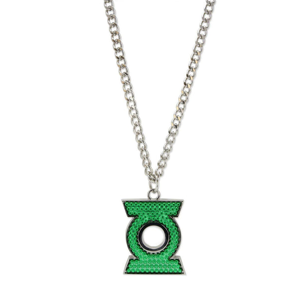DC Green Lantern Oversized Pendant Necklace