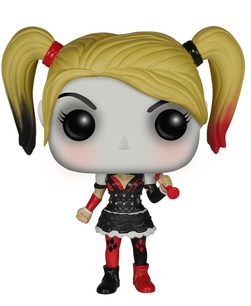 Funko Batman: Arkham Knight - Harley Quinn POP! Action Figure - Kryptonite Character Store