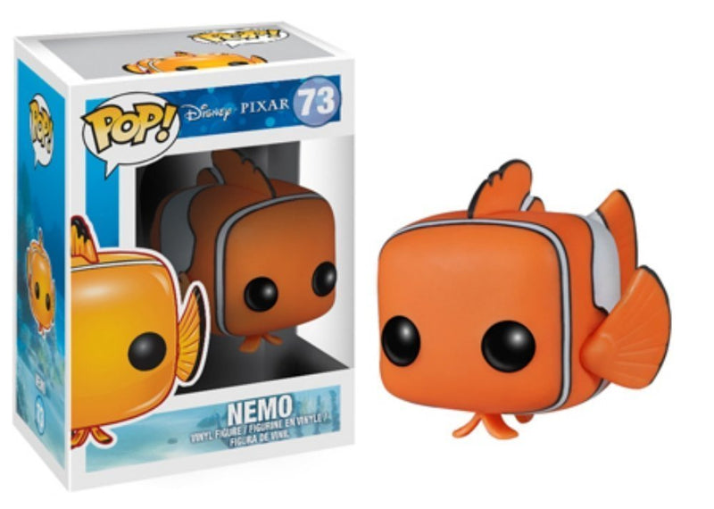 Funko Pop! Disney: Finding Nemo Action Figure - Kryptonite Character Store