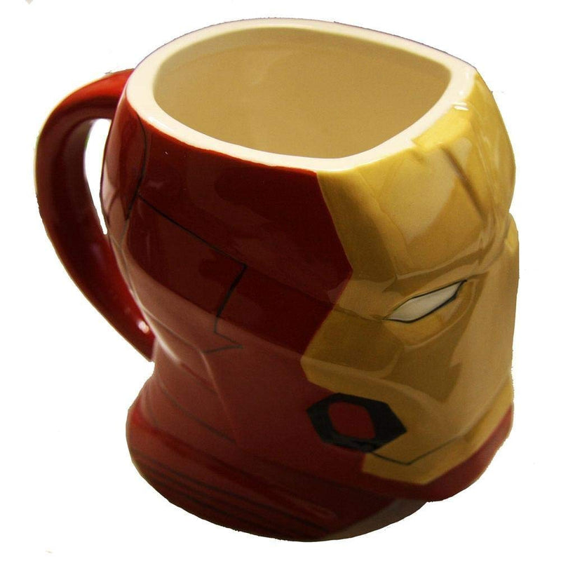 Iron Man - Head Molded Mug
