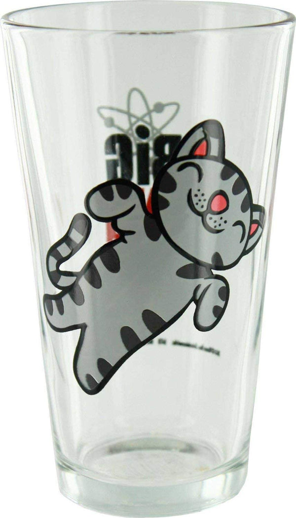 The Big Bang Theory - Soft Kitty Pint Glass