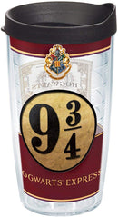 Harry Potter: Platform Nine & Three Quarters 16 oz. Tervis Tumbler