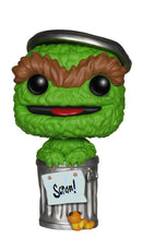 Funko POP TV: Sesame Street - Oscar the Grouch Action Figure