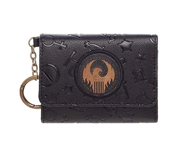 Fantastic Beasts - Mini Trifold Wallet - Kryptonite Character Store