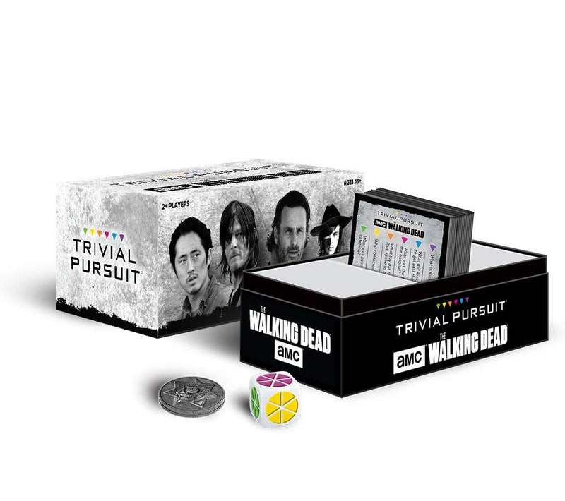 The Walking Dead Trivial Pursuit Game