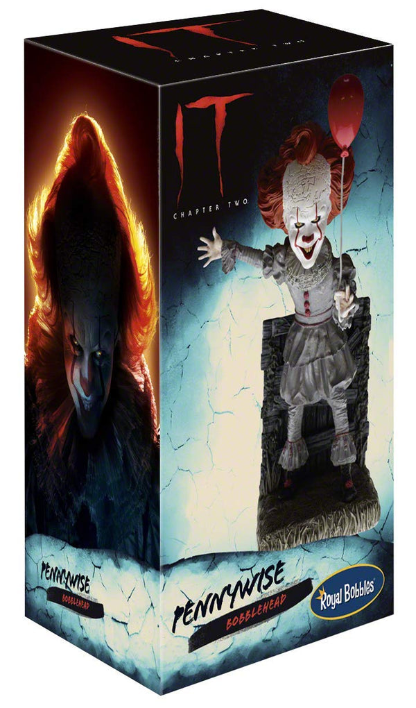 Royal Bobbles Pennywise IT Chapter Two Bobblehead
