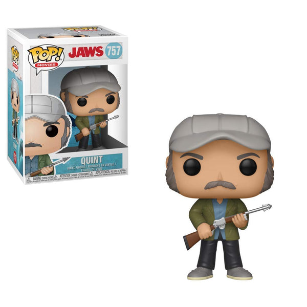 Jaws - Quint POP Movies Vinyl Figure - Kryptonite Character Store