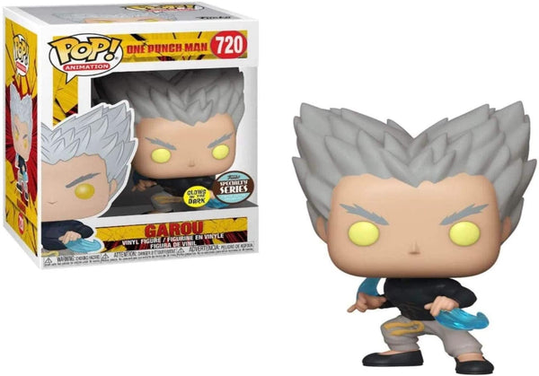 Pop! Animation: One Punch Man- Garou Flowing Water Limited Edition Exclusive