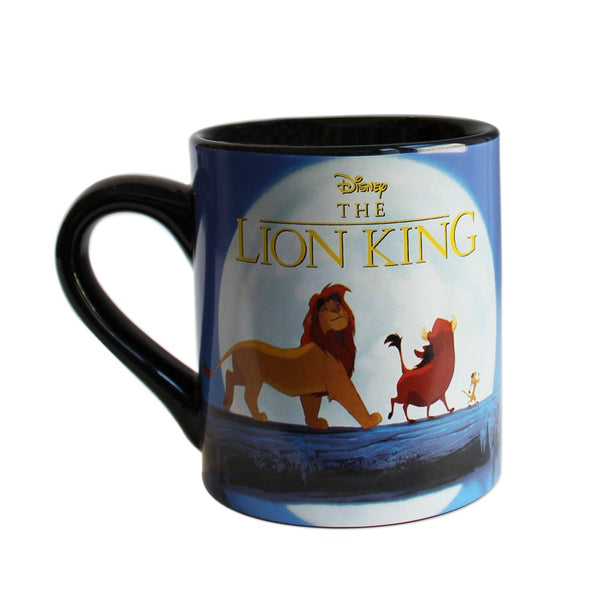 Lion King Moonlight 14 oz Ceramic Mug - Kryptonite Character Store
