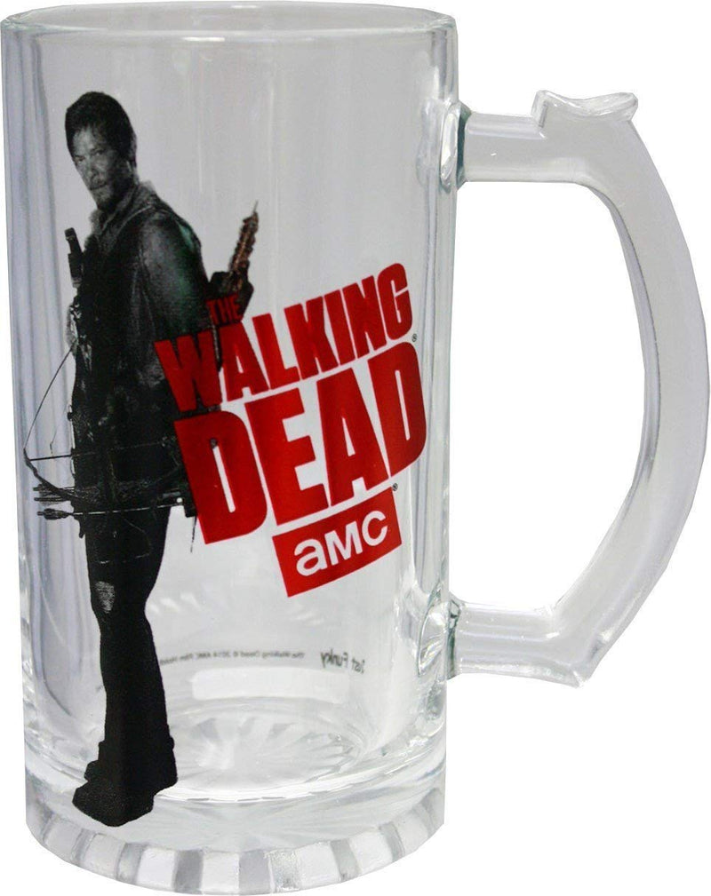 Walking Dead: Daryl Dixon Beer Mug - Kryptonite Character Store