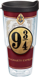 Harry Potter: Platform Nine & Three Quarters 24 oz. Tervis Tumbler