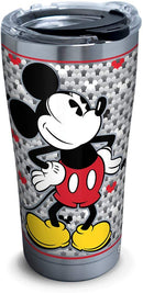 Disney: Mickey Mouse 20 oz. Stainless Steel Tervis Tumbler- Kryptonite Character Store