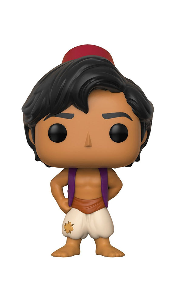 Funko POP Disney Movies Aladdin Character Toy Action Figures - Kryptonite Character Store