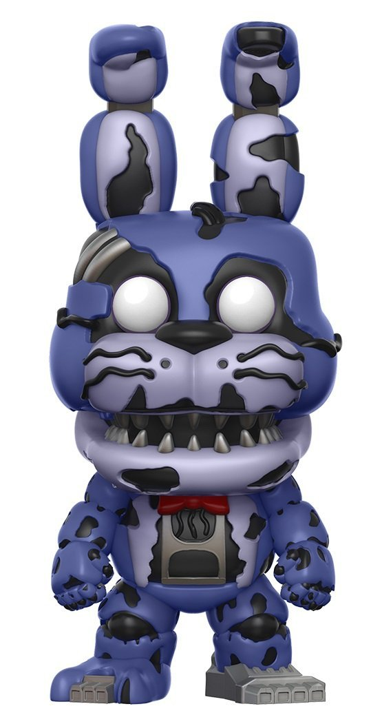 Funko POP Games Five Nights at Freddy's Nightmare Bonnie Action Figure - Kryptonite Character Store
