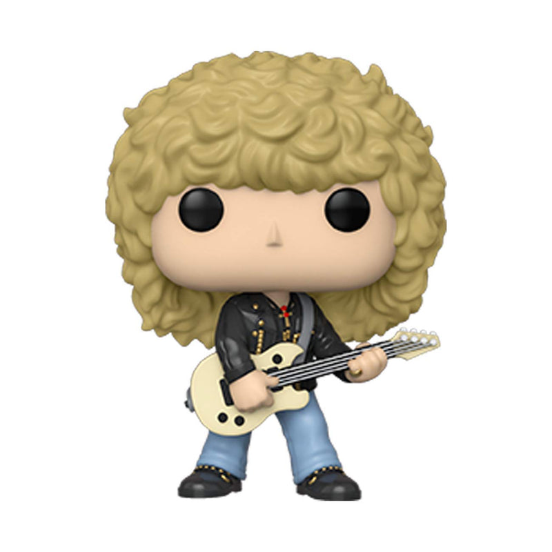 Funko Pop! Rocks: Def Leppard - Rick Savage