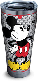 Disney: Mickey Mouse 30 oz. Stainless Steel Tervis Tumbler- Kryptonite Character Store