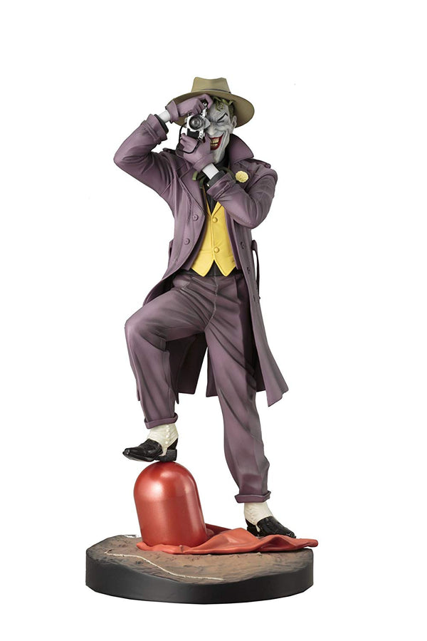 Batman The Killing Joke - Joker -  2nd Edition 1/6 Scale Pre-Painted PVC Statue Figure