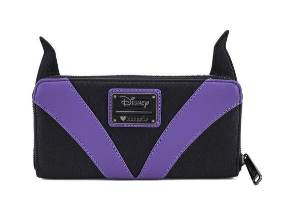 Disney Maleficent 10 5 Height Mini Backpack And Wallet Set