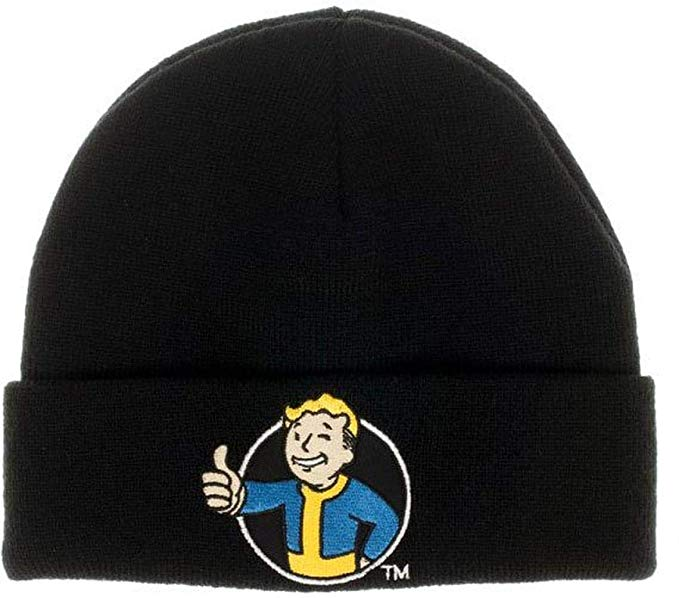 Fallout 4 - Vault Boy Beanie Hat - Kryptonite Character Store