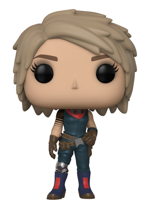Funko Pop Games: Destiny-Amanda Holliday Collectible Figure, Multicolor - Kryptonite Character Store