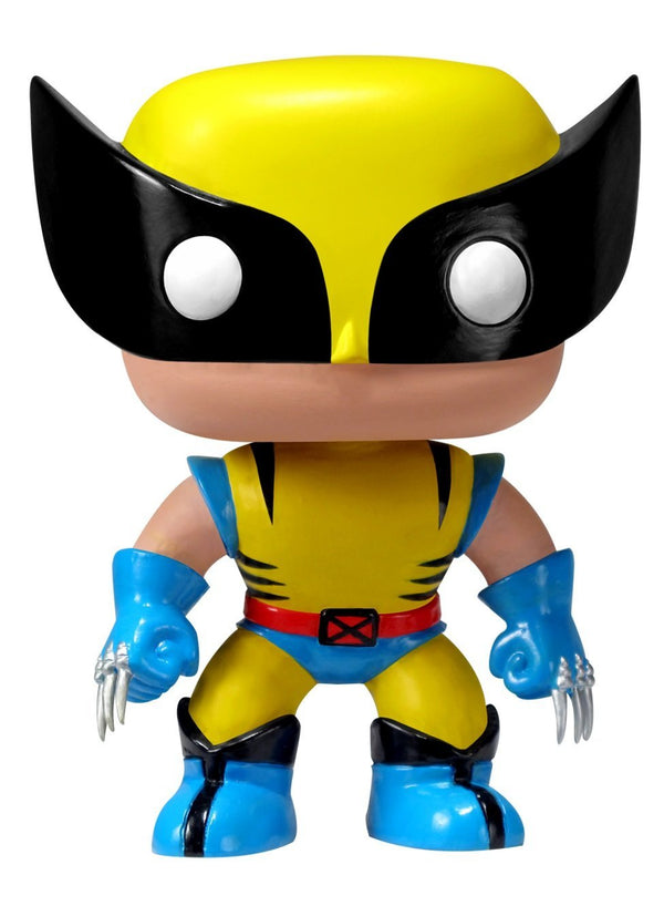 Funko POP Marvel: Wolverine - Kryptonite Character Store