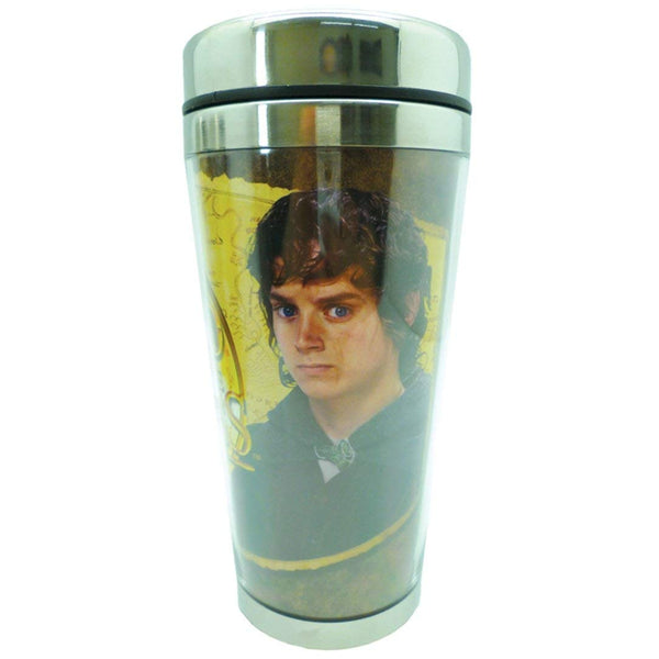 Westland Giftware The Lord of The Rings Acrylic and Stainless Steel Travel Mug