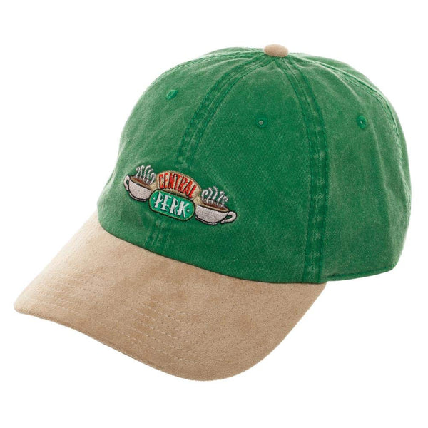 Friends Central Perk Strapback Hat - Kryptonite Character Store