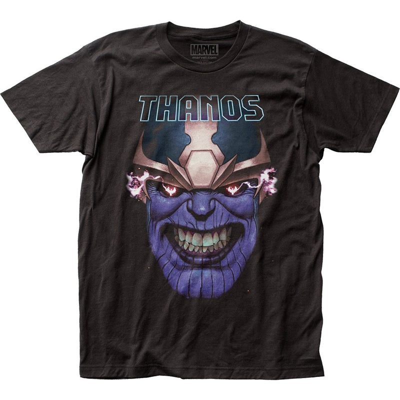 Marvel Avengers Infinity War Thanos Clenching Jaw Shirt