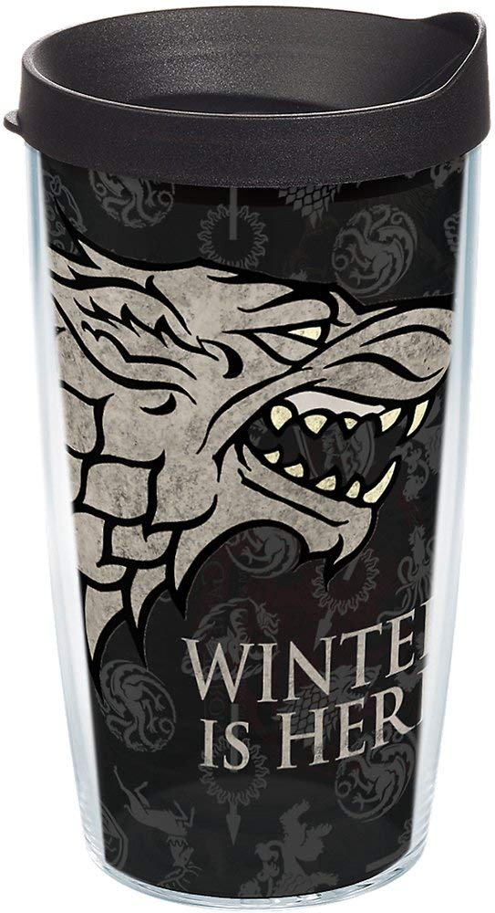 "Game of Thrones ""Winter is Here"" 16 oz. Tervis Tumbler"