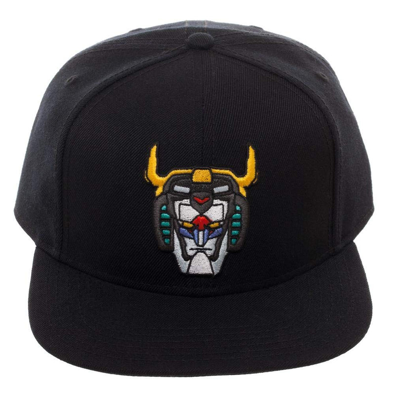 Bioworld Voltron Snapback Hat - Kryptonite Character Store