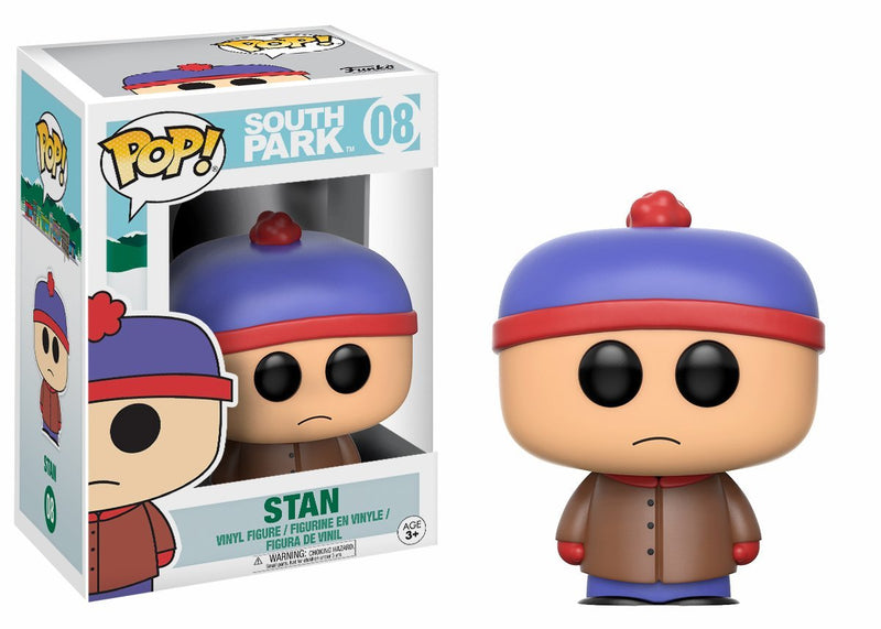 Funko Pop Animation: South Park-Stan Collectable Figure - Kryptonite Character Store