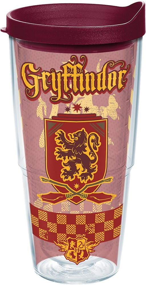 Harry Potter: Gryffindor 24 oz. Tervis Tumbler- Kryptonite Character Store