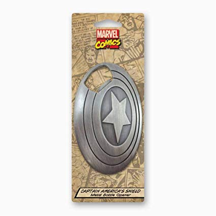 Marvel Captain America - Bottle Opener