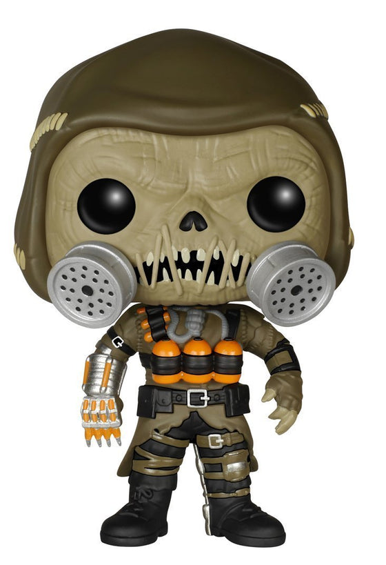 Funko POP! Heroes: DC Comics Batman: Arkham Knight - Scarecrow #74 Vinyl Figure (Bundled with Pop BOX PROTECTOR CASE) - Kryptonite Character Store