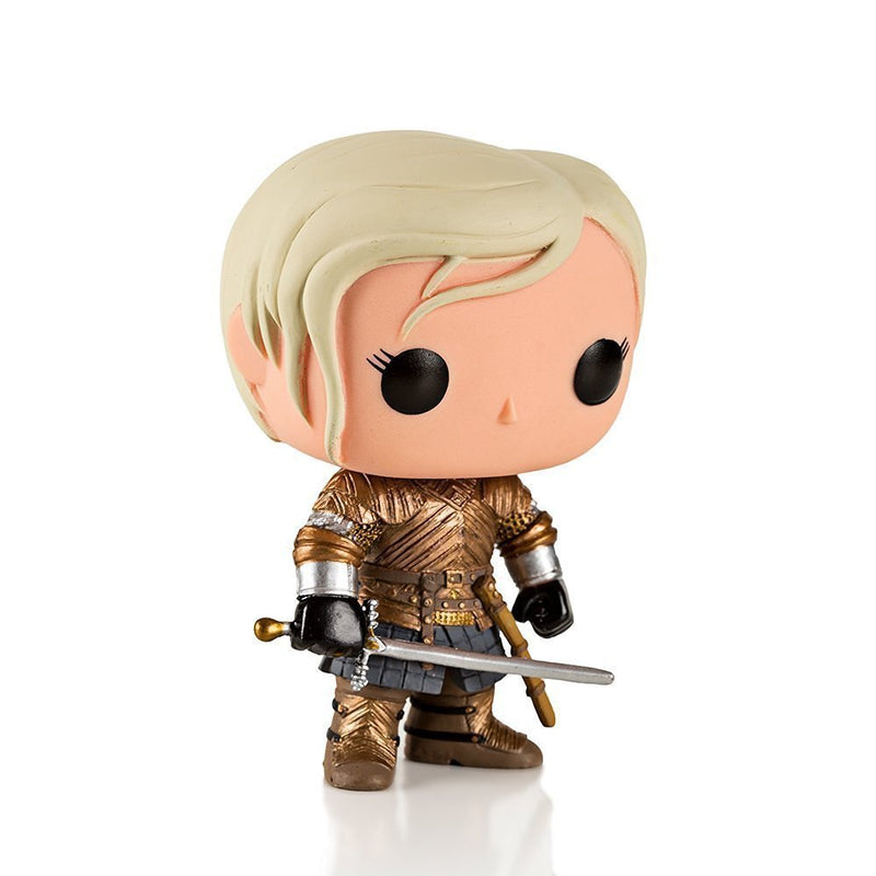Funko POP Game of Thrones: Brienne of Tarth - Kryptonite Character Store