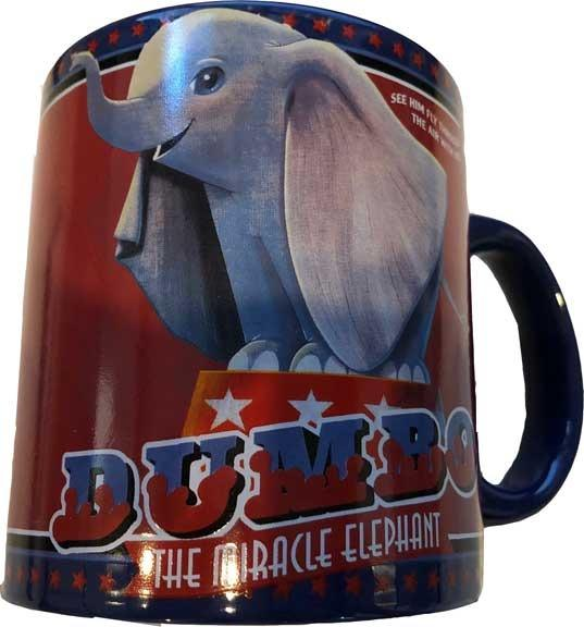 Dumbo Movie Ceramic 20oz Mug - Kryptonite Character Store