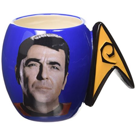Star Trek 16oz Mug Scotty - Kryptonite Character Store