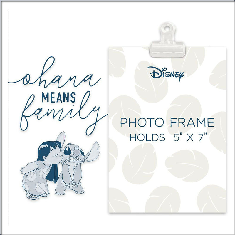 Lilo & Stitch Photo Frame – 5'' x 7''