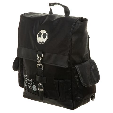 Nightmare Before Christmas  Disney Square Backpack with Laptop Pocket