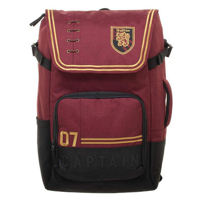 Harry Potter Quidditch Captain Backpack