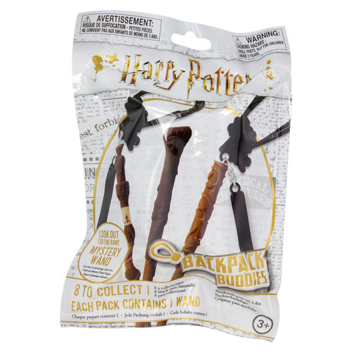 Harry Potter Backpack Buddies Mystery Wand (Blind Bag)